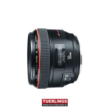 Canon EF 50mm F/1.2 L USM occasion