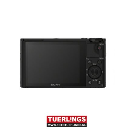 Sony DSC-RX100 zwart (RX100)