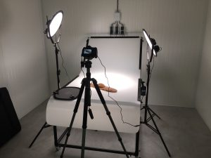 Fotostudio inrichting