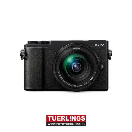 Panasonic Lumix DC-GX9MEG-K zwart