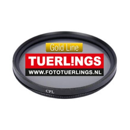 Tuerlings Gold Line 72mm polarisatie filter