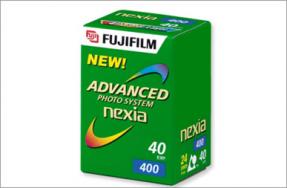 Fujifilm OLD STOCK Fujifilm Nexia 400 APS/40