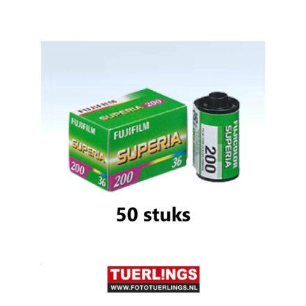 Fujifilm OLD STOCK 50 BOX Superia 200-36 50 films