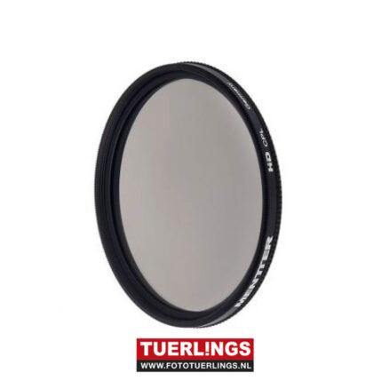 Mentter HD 62mm ultra slim circulair polarisatie filter