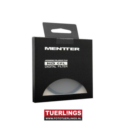 Mentter HD 67mm ultra slim circulair polarisatie filter