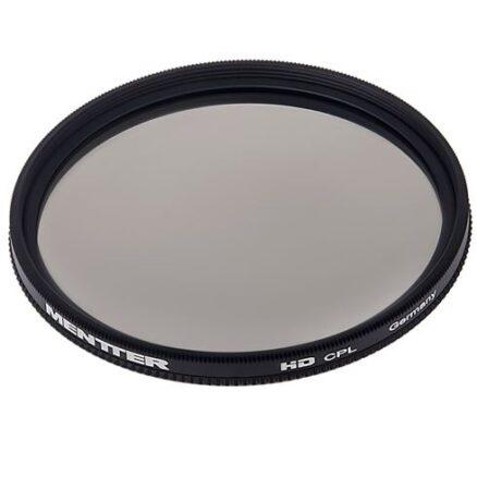 Mentter HD 77mm ultra slim circulair polarisatie filter
