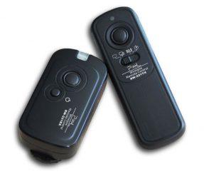 Pixel Draadloze Afstandsbediening RW-221/N3 voor Canon