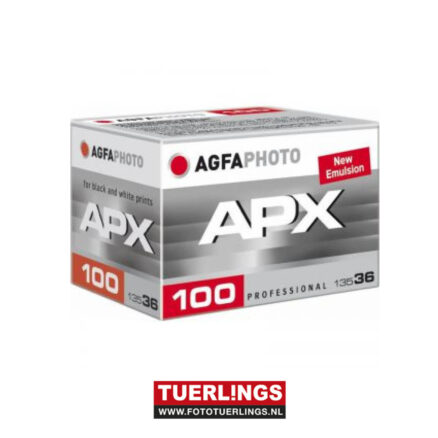 AgfaPhoto Agfa APX 100 ISO. Kleinbeeld 36 opnames.