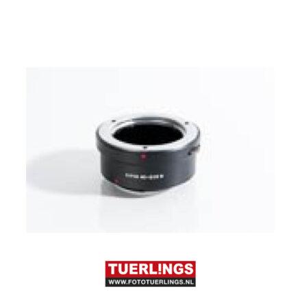 Kipon Adapter M42 naar micro 4/3 camera
