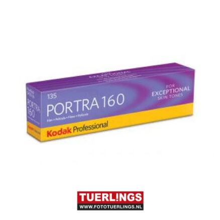 Kodak Portra 160 135 kleurenfilm 36 opnamen 5 pak