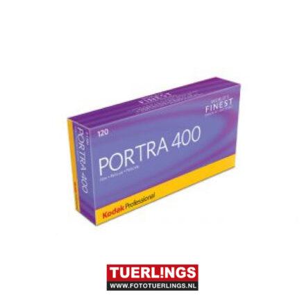Kodak Portra 400 120 rolfilm 5 pak