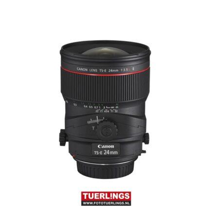 Canon TS-E 24mm f/3.5 L  II occasion