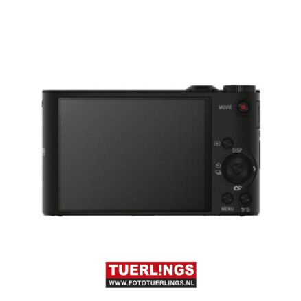 Sony DSC-WX350 zwart (WX350B)