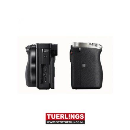 Sony A6000LB / ILCE-6000LB / ILCE6000LB /  A6000 + 16-50mm lens zwart