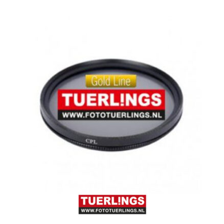 Tuerlings Gold Line 55mm circulair polarisatie filter