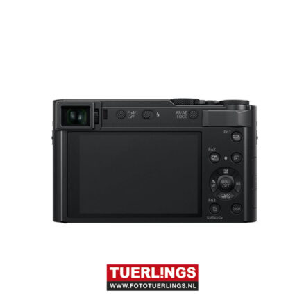 Panasonic Lumix DC-TZ200 zwart