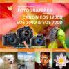 van Duuren Media Fotograferen met Canon EOS 1100D / 1200D / 100D / 600D / 650D / 700D