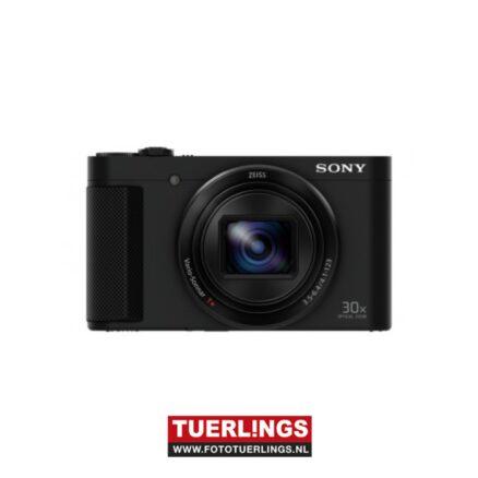 Sony DSC-HX90V zwart (HX90VB) (UITVOERING MET GPS)