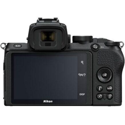 Nikon Z50 body + NIKKOR Z DX 16-50mm F3.5-6.3 VR + NIKKOR Z DX 50-250mm F4.5-6.3 VR objectieven