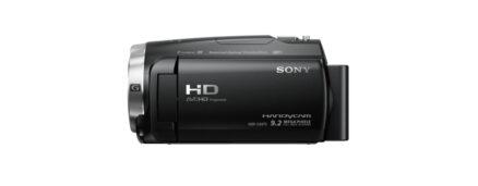 Sony HDRCX625B 9.2/2.3M, 60x Extended/30x Optical Zoom,