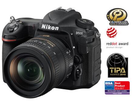 Nikon D500 kit AF-S 16-80mm f/2.8-4.0 VR
