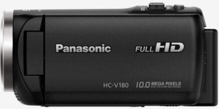 Panasonic ECAM V180 zwart