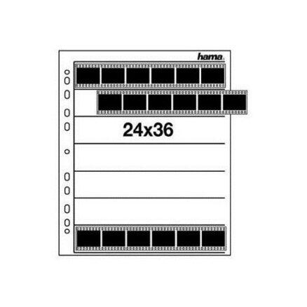 HAMA NAB MAT 35MM 7X6 100ST 2251-0