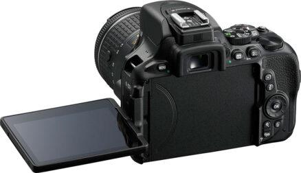 Nikon D5600 Body zwart