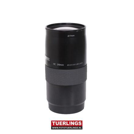 Hasselblad HC 210mm 4.0 tele objectief met 702 clicks occasion