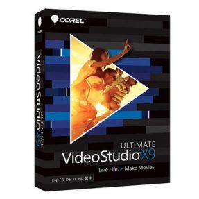 Posa Corel VideoStudio X9 Ultimate (win) *1 NL RETL