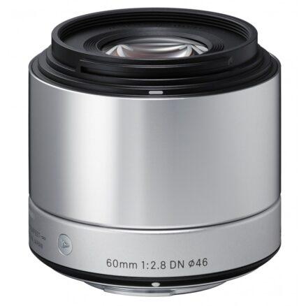 Sigma 60mm F2.8 DN   Art Micro Four Thirds (Silver)