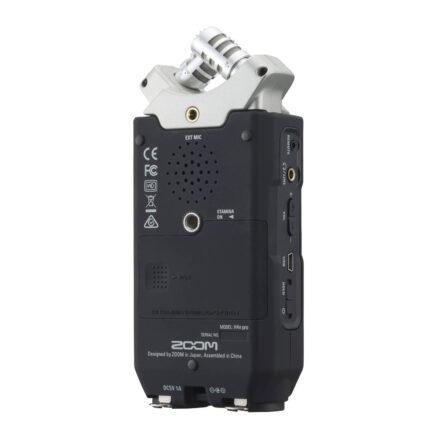 Zoom H4n PRO Handy Recorder-13396