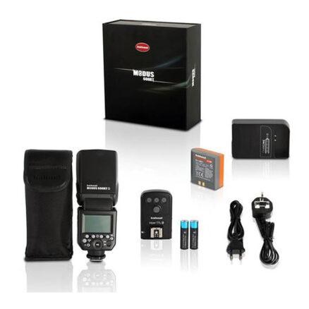 Hahnel MODUS 600RT Wireless Kit for Nikon-0