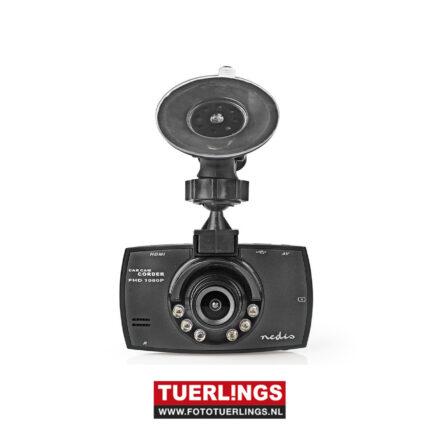 Full HD Dashcam Camera met 2,7″ LCD