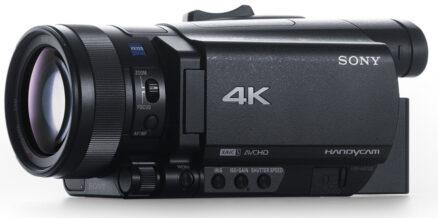 Sony FDRAX700B 4K Recording, 20.0/14.2M, 1″ Sensor