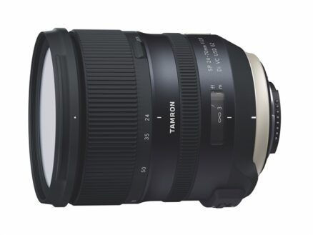 Tamron SP 2,8 / 24-70mm Di VC USD G2 Nikon F zwart