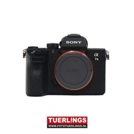 Sony A7 Mark III / A7M3 / ILCE7M3B body incl. 5 jaar garantie
