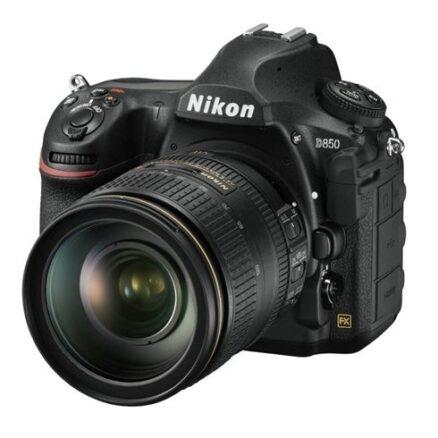 Nikon D850+AF-S 4,0/24-120 mm G ED VR Kit