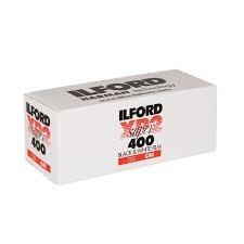 Ilford XP2 SUPER 120 1 rolfilm