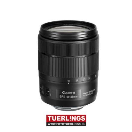 Canon EF-S 18-135mm 3.5-5.6 IS USM Nano (Bulk)