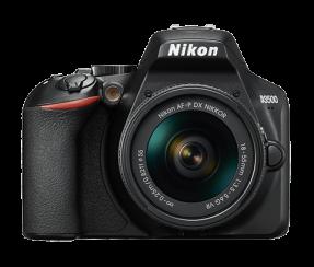 Nikon D3500 AF-P DX 18-55 f/3.5-5.G VR