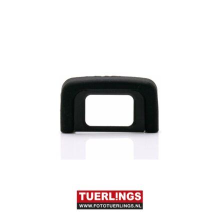 Tuerlings Gold Line DK-25 rubberen oogschelp voor Nikon D5500 / D5300 / D5200 / D5000 / D3300 / D3200 / D3100 / D3000