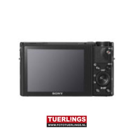 Sony DSC-RX100M5A zwart  (RX100VA) RX100 mark 5