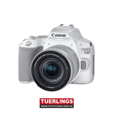 Canon EOS 250D + EF-S 18-55mm IS STM Kit wit