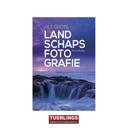 Het grote landschapsfotografie boek van Scott Kelby