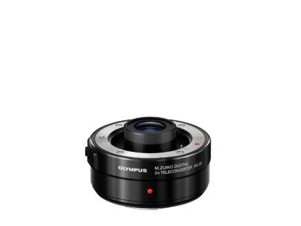 Olympus MC 2.0 Teleconverter voor M.ZUIKO DIGITAL 40-150mm 1:2.8 PRO, 300mm 1:4 PRO & ED 150-400mm F4.5 TC1.25x IS PRO-lens