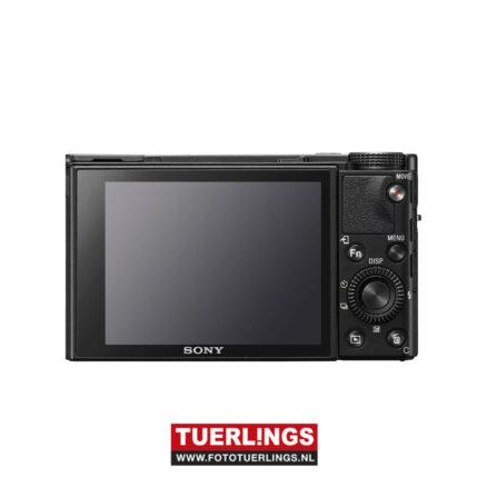 Sony DSC-RX100M7 zwart (RX100VII) RX100 mark 7