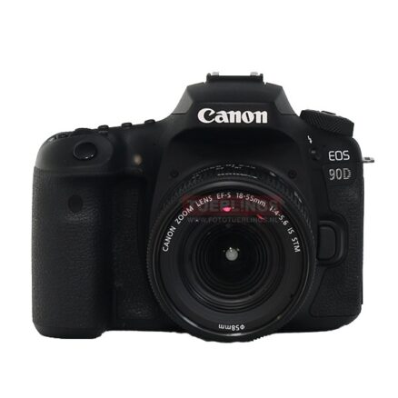 Canon EOS 90D + EF-S 18-55 mm 3,5-5,6 IS STM Kit