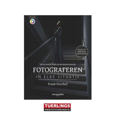 Fotograferen in elke situatie van Frank Doorhof