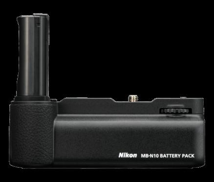 Nikon MB-N10 Battery Pack voor Z6/Z7